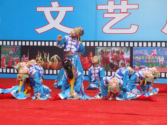 幼儿民族舞跳出特色